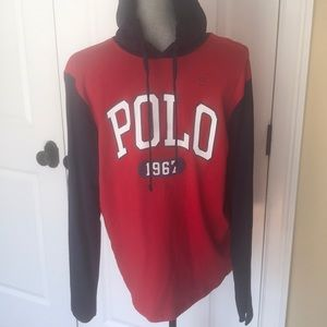 NWT Polo by Ralph Lauren  Classic hooded tee